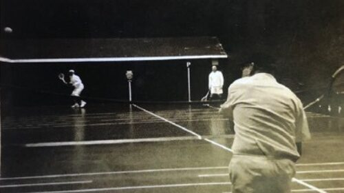 A Manual for the Apprentice of the Game of Real Tennis