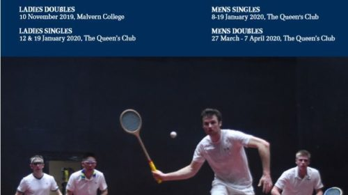 Brown Advisory British Open Doubles Championship 2020 - COVID-19