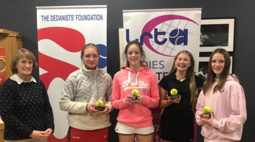 National Schoolgirls U15 & U19 Singles Championships 2021