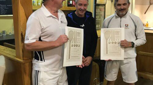 Over 50s Amateur Doubles 2018