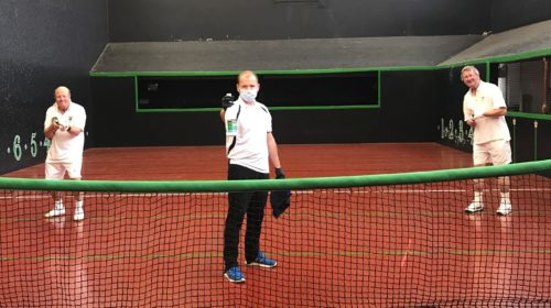 How The Royal Tennis Court is coping with Covid-19