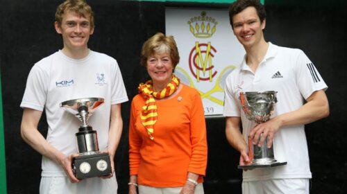 MCC Gold Racquet 2018