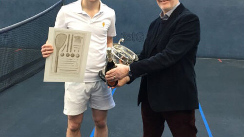 Under 24 Singles and Doubles, and Under 21 Singles Championship 2018