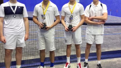 British Under 19 Doubles Championships 2019